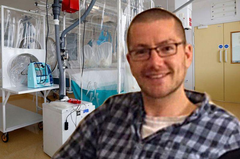 Ebolada deneysel tedaviye olumlu cevap