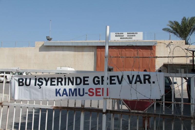 Merkezi Cezaevi süresiz grevde!