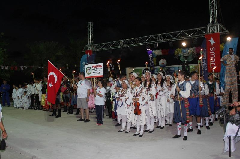 Tatlısu Harnup Festivali başladı