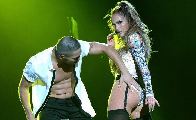 J-Lo kızdırdı