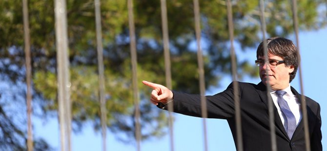 Belçika, Katalan lider Puigdemont'a sığınma hakkı verebilir