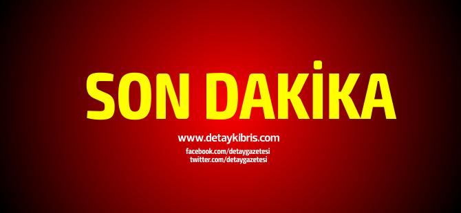 Girne'de korkutan kaza! Yayaya çarptı!