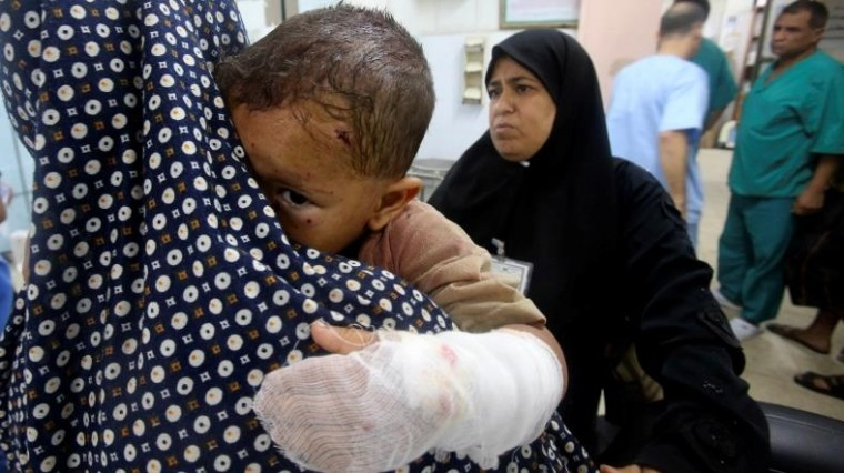 'İsrail savaş suçu işledi'