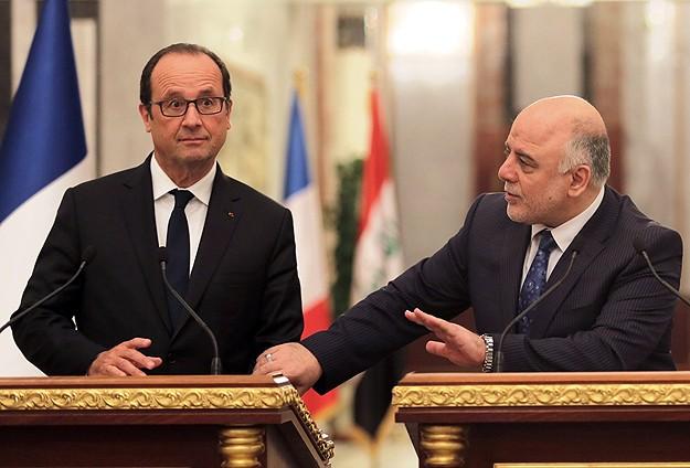 Fransız uçakları da IŞİD'i vuracak