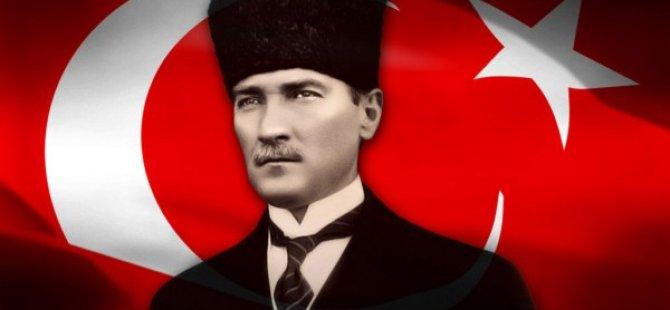 Türkiye Cumhuriyeti'nin  kurucusu Mustafa Kemal Atatürk ölümünün 81. Yıldönümünde KKTC'de de törenlerle anılacak