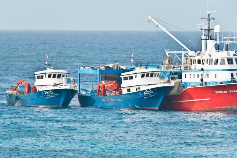 Balıkçılık şimdi biter!