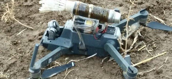 Ağrı'da PKK'ya ait bomba yüklü drone ele geçirildi