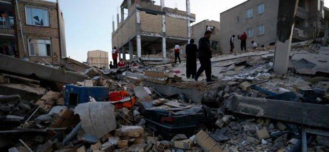 İran-Irak sınırında deprem: Ölü sayısı 344'e çıktı