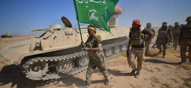 'IŞİD'in elinde kent veya kasaba kalmadı, örgüt yakında Irak'tan silinecek'