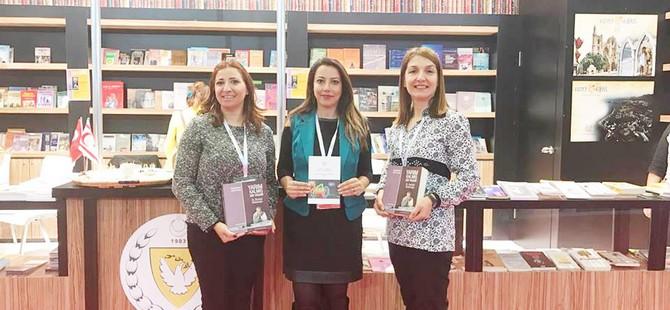 Uluslararası İstanbul Kitap ve Sanat Fuarı'nda temsil edildik