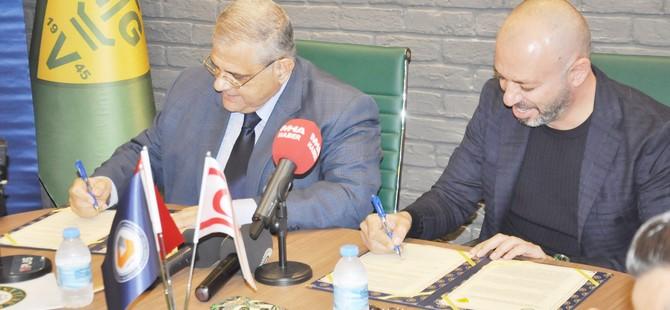 DAÜ ile MTG arasında protokol imzalandı