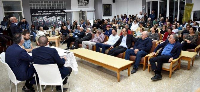 TDP Lefkoşa Genişletilmiş İlçe Yönetim Kurulu toplantısı yapıldı