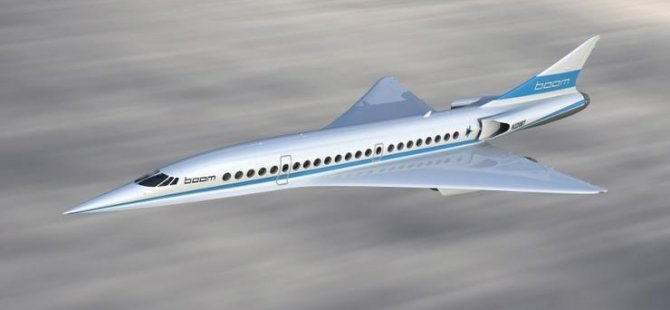 Concorde'un varisi için tarih verildi