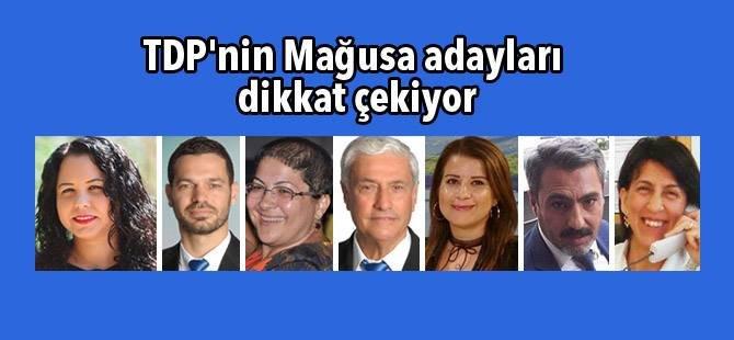 TDP Gazimağusa adayları da iddialı