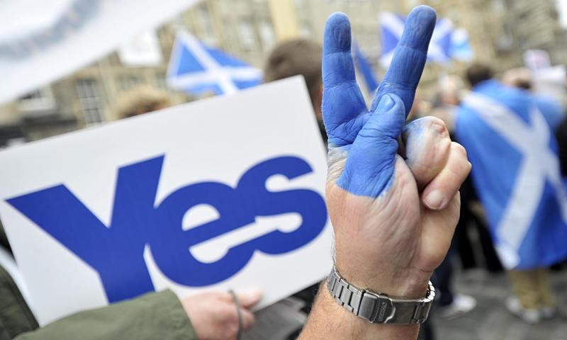 İskoçlar tamam mı devam mı kararını oyluyor