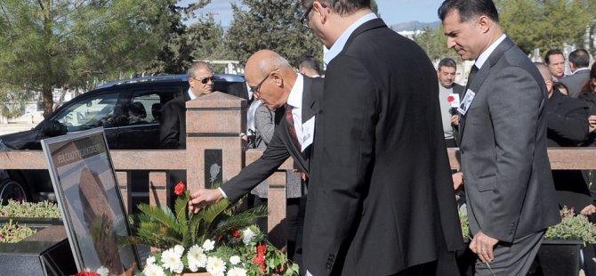 Salih Miroğlu, ölümünün 12'nci yıl dönümünde anıldı