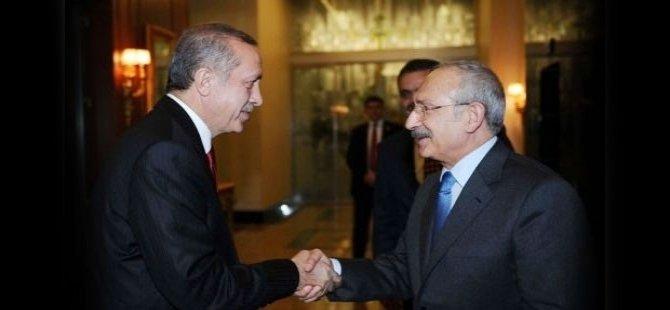 Erdoğan: CHP sadece PKK ve FETÖ'yle değil Kıbrıs Rumları'yla da beraber yürüyor