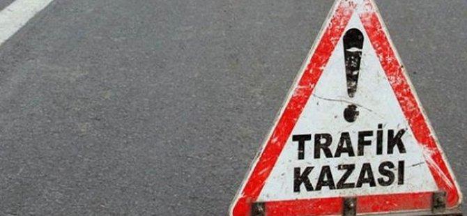 Haftalık trafik raporu: 48 trafik, 21 yaralı