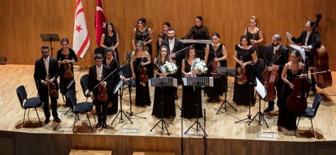 CSO'dan Lefke'de sonbahar konseri