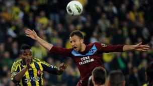 Trabzon'da 'haftanın maçı'