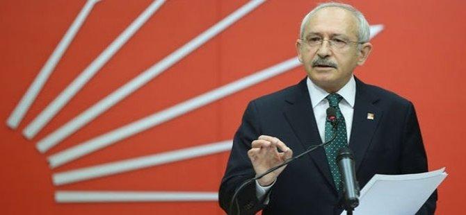 Kılıçdaroğlu: Yürekli bir savcı arıyorum, Erdoğan'ı çağıracak ve soracak; 'Ne istediler?' ve 'Siz ne verdiniz?'