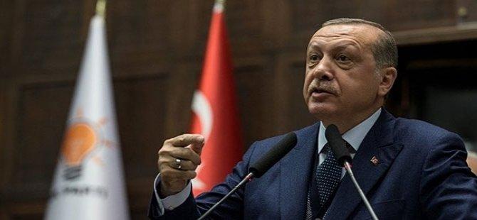 """Erdoğan: """"'Başkent Kudüs' planı devreye girerse İsrail ile diplomatik ilişkilerimizi koparırız"""""""