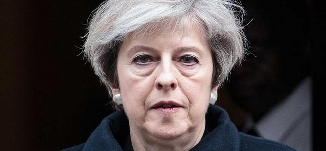 İngiltere'de Başbakan May'e suikast planı önlendi