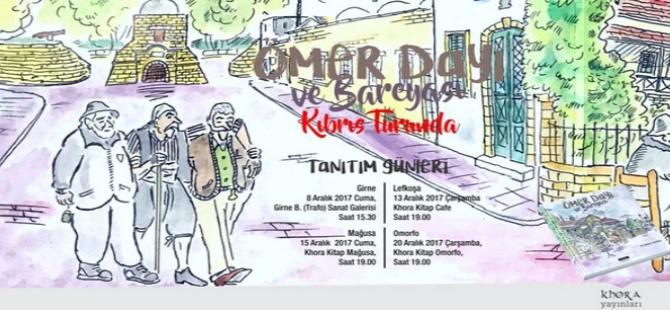 """""""Ömer Dayı ve Bareyası"""" Kıbrıs Turunda"""