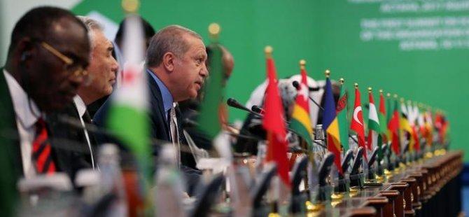 Erdoğan İslam İşbirliği Teşkilatı'nı Kudüs için olağanüstü zirveye çağırdı