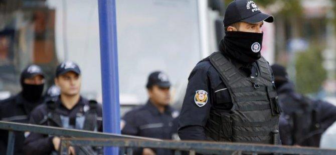 Ankara'da Gülen operasyonu
