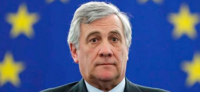 Avrupa Parlamentosu Başkanı Antonio Tajani bugün ilk kez Kıbrıs'ı ziyaret edecek