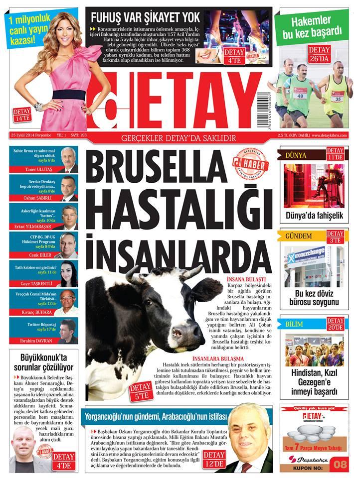 Haberimiz Türkiye Basınında