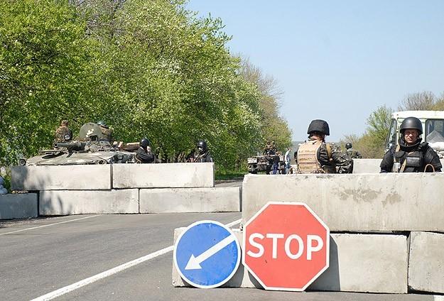 Ukrayna Rusya ile sınır kapılarını kapatıyor