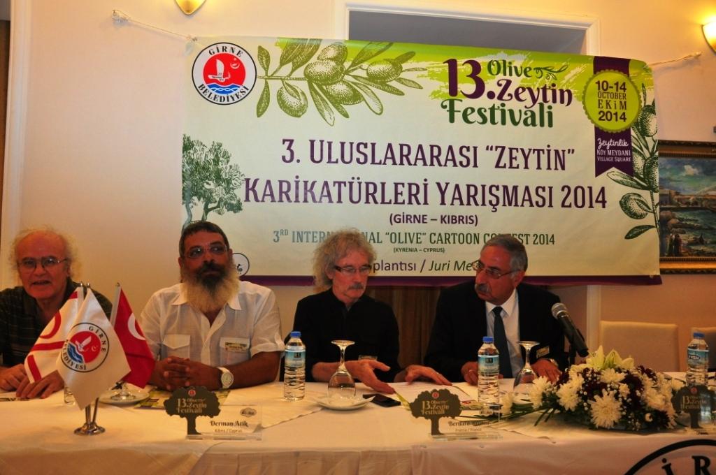 Zeytin Festivali'ne doğru