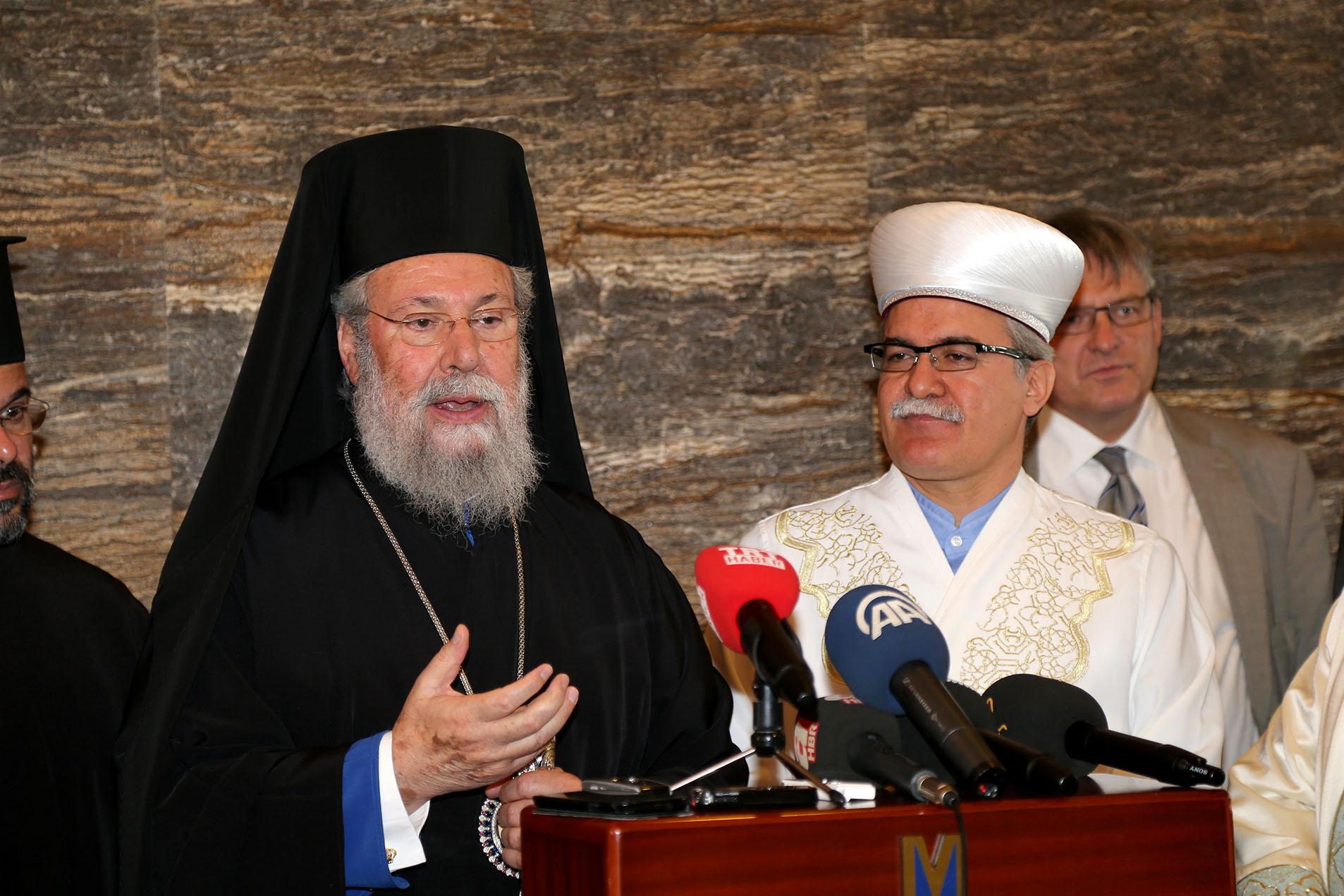 Barış için dini hamle