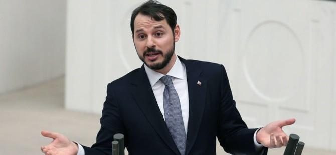 TC Hazine ve Maliye Bakanı Albayrak: IMF'ye başvurma planımız yok