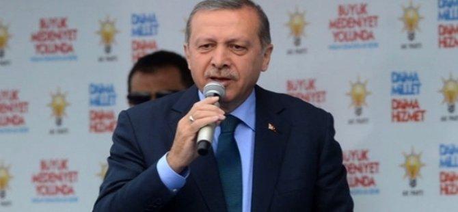Erdoğan'dan 360 sayfalık seçim beyannamesi