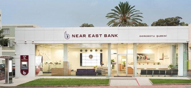 Near East Bank'dan piyasalara yeni yıl için kredi desteği