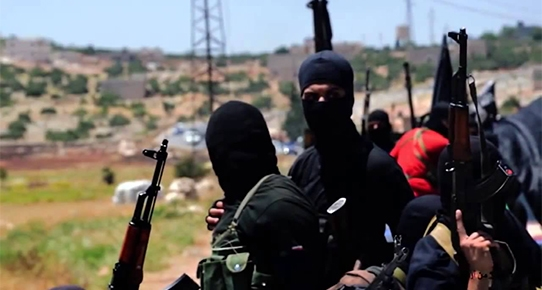 Kobani'deki IŞİD güçlerine hava saldırısı yapıldı