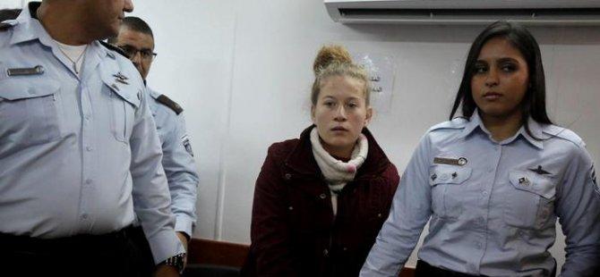 Filistinli Tamimi'nin gözaltı süresi uzatıldı