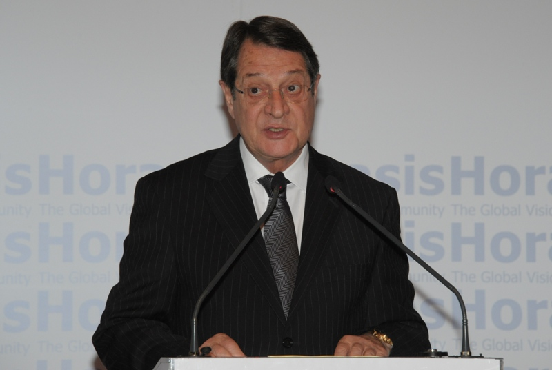 Anastasiades Kıbrıslı Türklere seslendi