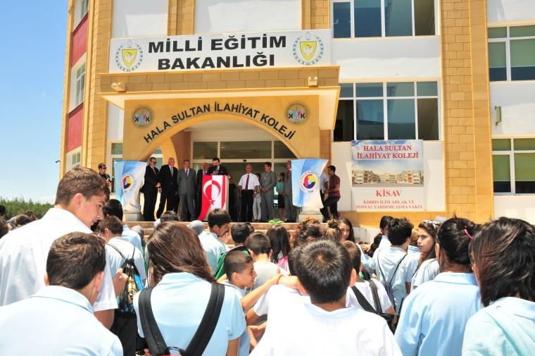 Hala Sultan İlahiyat Koleji ile ilgli yeni karar!