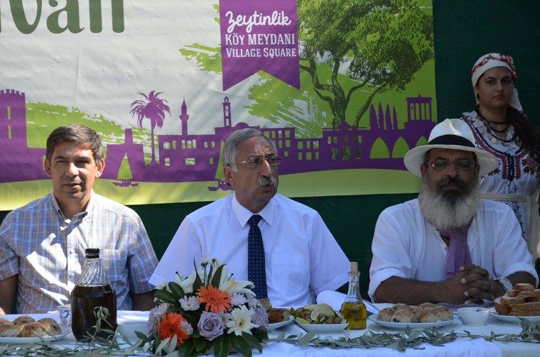 Girne Zeytin Festivali 10 Ekim'de başlıyor