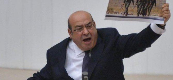 HDP, Hasip Kaplan'ın 'eşbaşkan Kürt olacak' çıkışını kınadı
