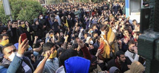 """İran'daki protestolarda 3700 kişi tutuklandı"""