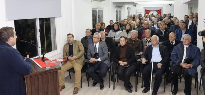 DP PM hükümet görüşmeleri için Denktaş'a yetki verdi