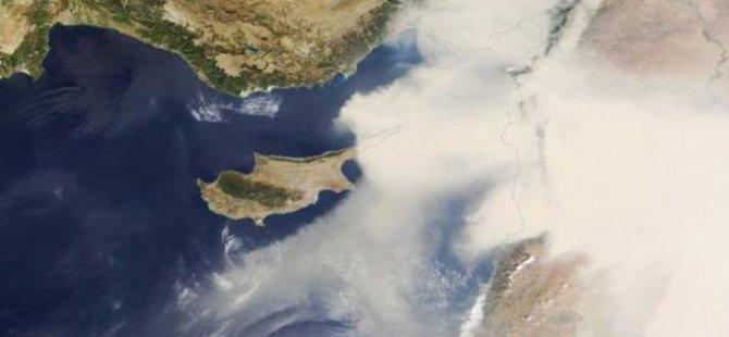 Meteoroloji'den toz uyarısı…