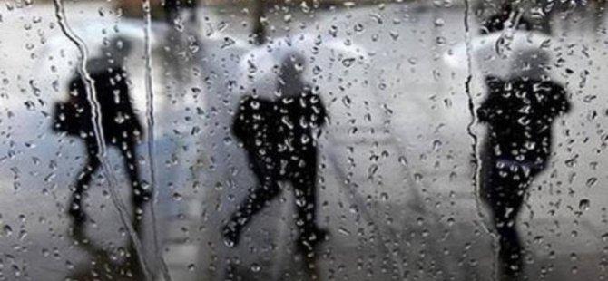 En çok yağış nerede kaydedildi?