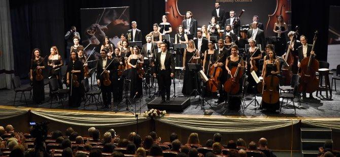 Cumhurbaşkanlığı Senfoni Orkestrası 2018'in ilk konserlerini verdi