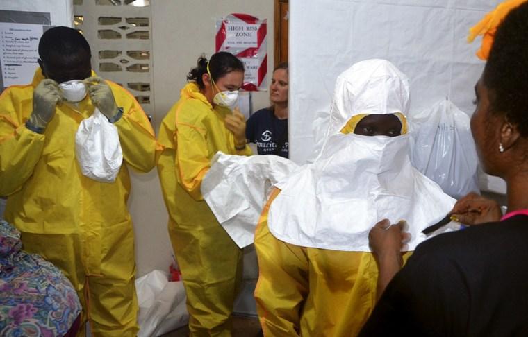 Korkulan oldu ABD'de Ebola görüldü